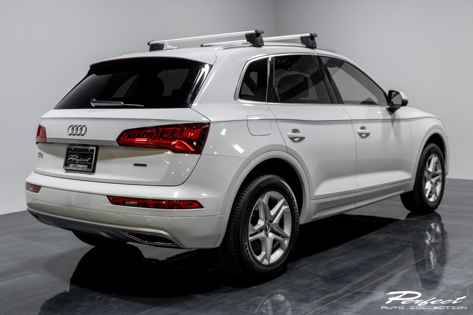 Used 2019 Audi Q5 Premium Sport Utility 4D for sale Sold at Perfect Auto Collection in Akron OH 44310 4