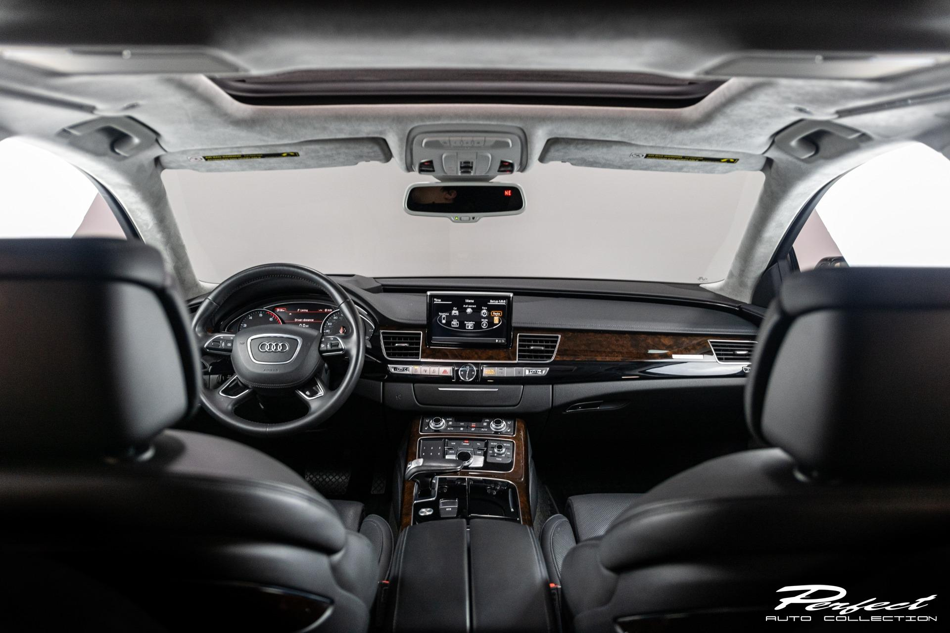 Used 2016 Audi A8 L 40T quattro Sport