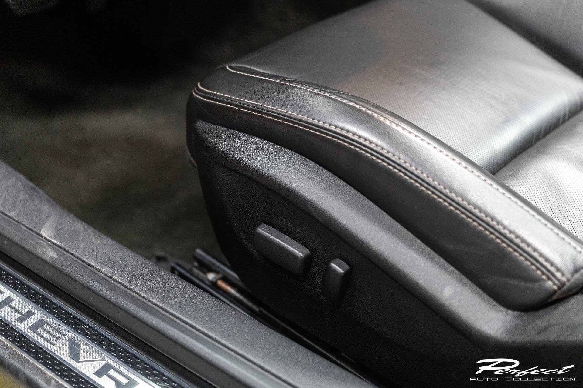 Used 2015 Chevrolet Camaro SS