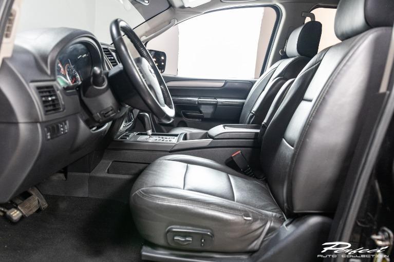 Used 2012 Nissan Armada Platinum