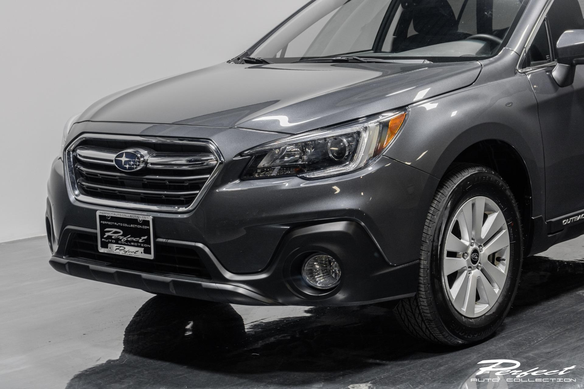 Used 2019 Subaru Outback 2.5i Premium Wagon 4D for sale Sold at Perfect Auto Collection in Akron OH 44310 3