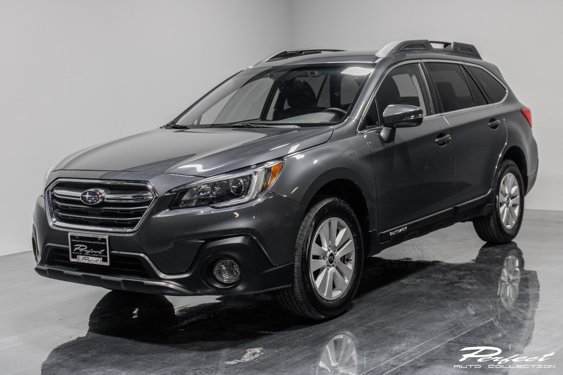 Used 2019 Subaru Outback 2.5i Premium Wagon 4D for sale Sold at Perfect Auto Collection in Akron OH 44310 1