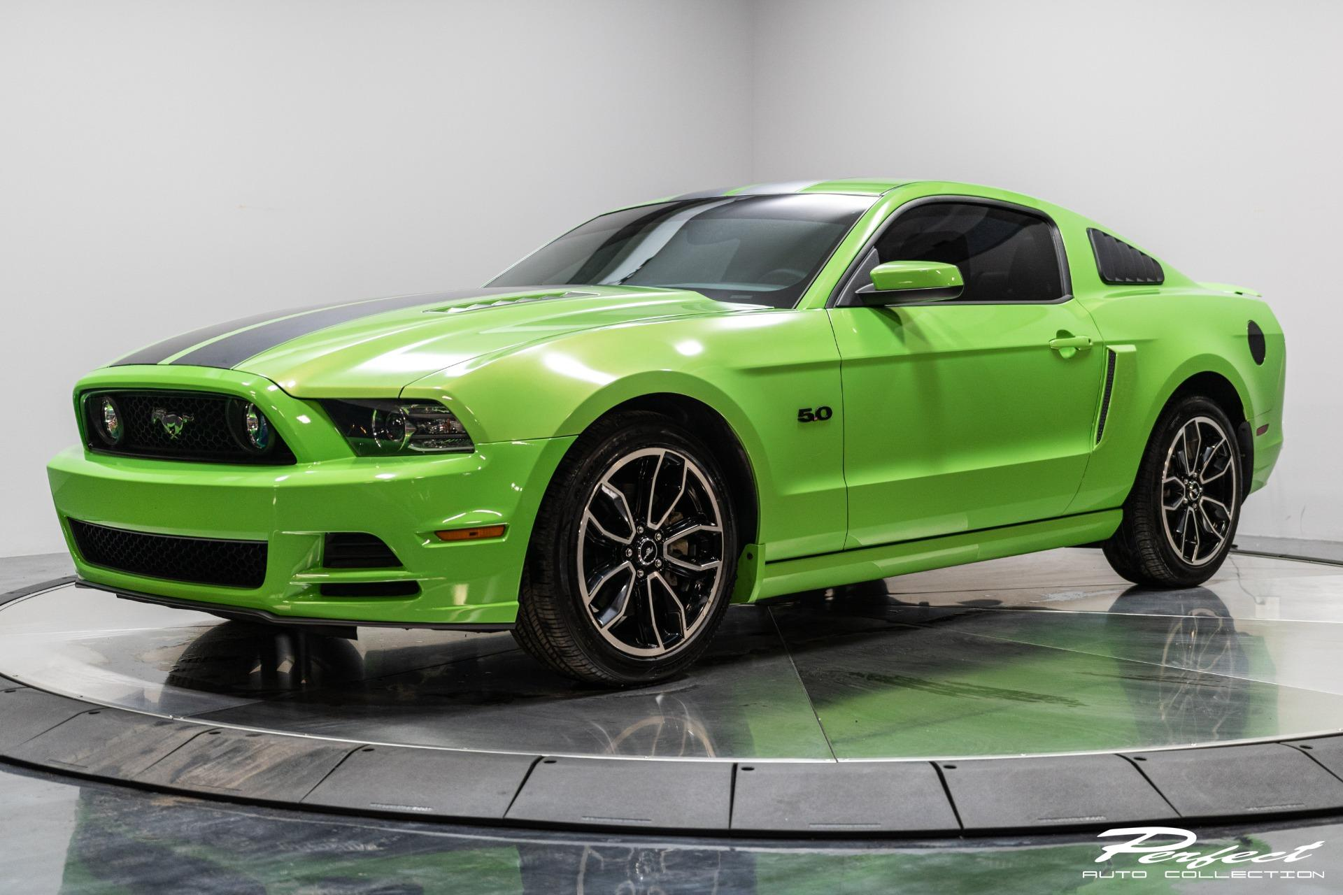 Used 2014 Ford Mustang GT Premium for sale Sold at Perfect Auto Collection in Akron OH 44310 1