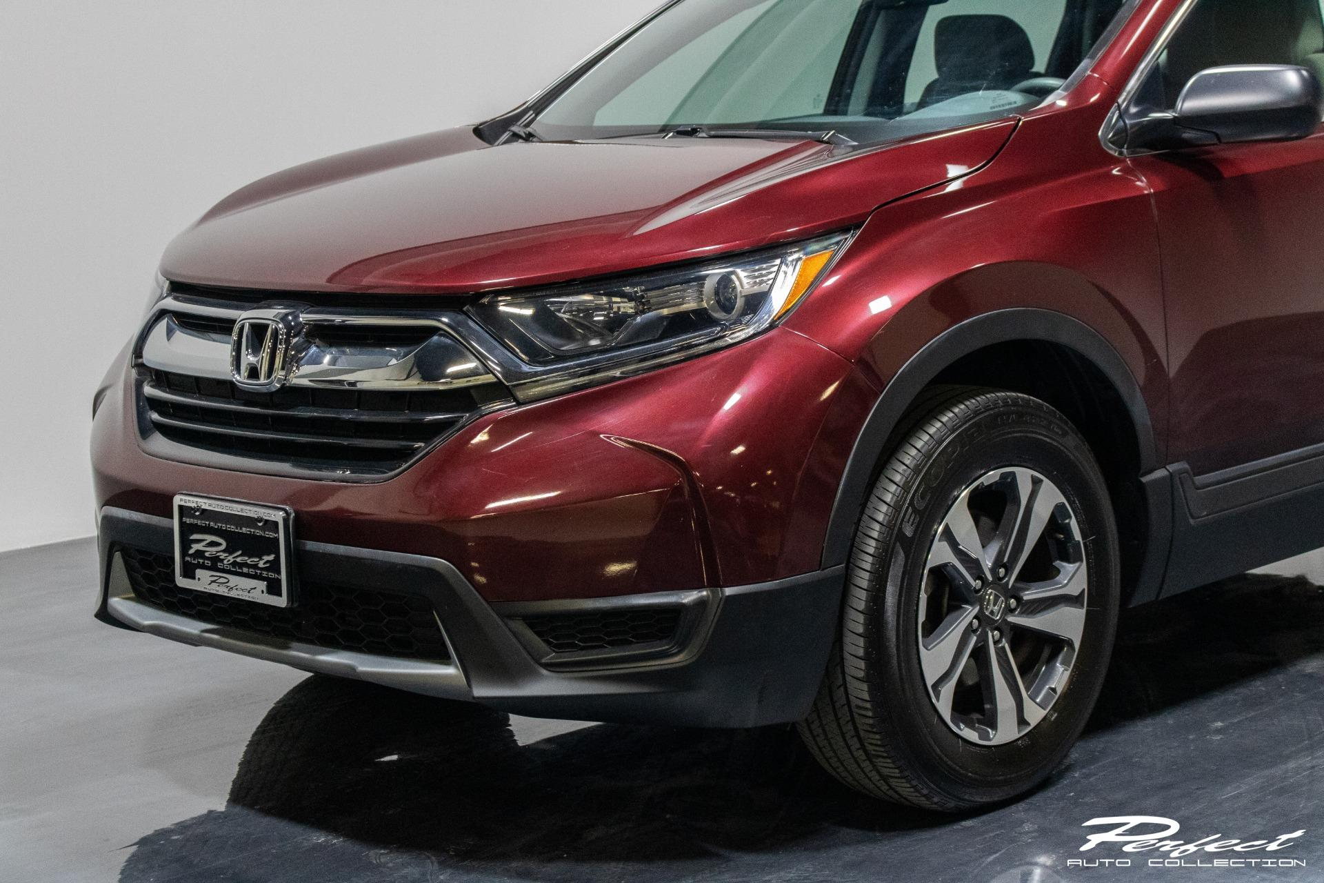 Used 2018 Honda CR-V LX Sport Utility 4D for sale Sold at Perfect Auto Collection in Akron OH 44310 3