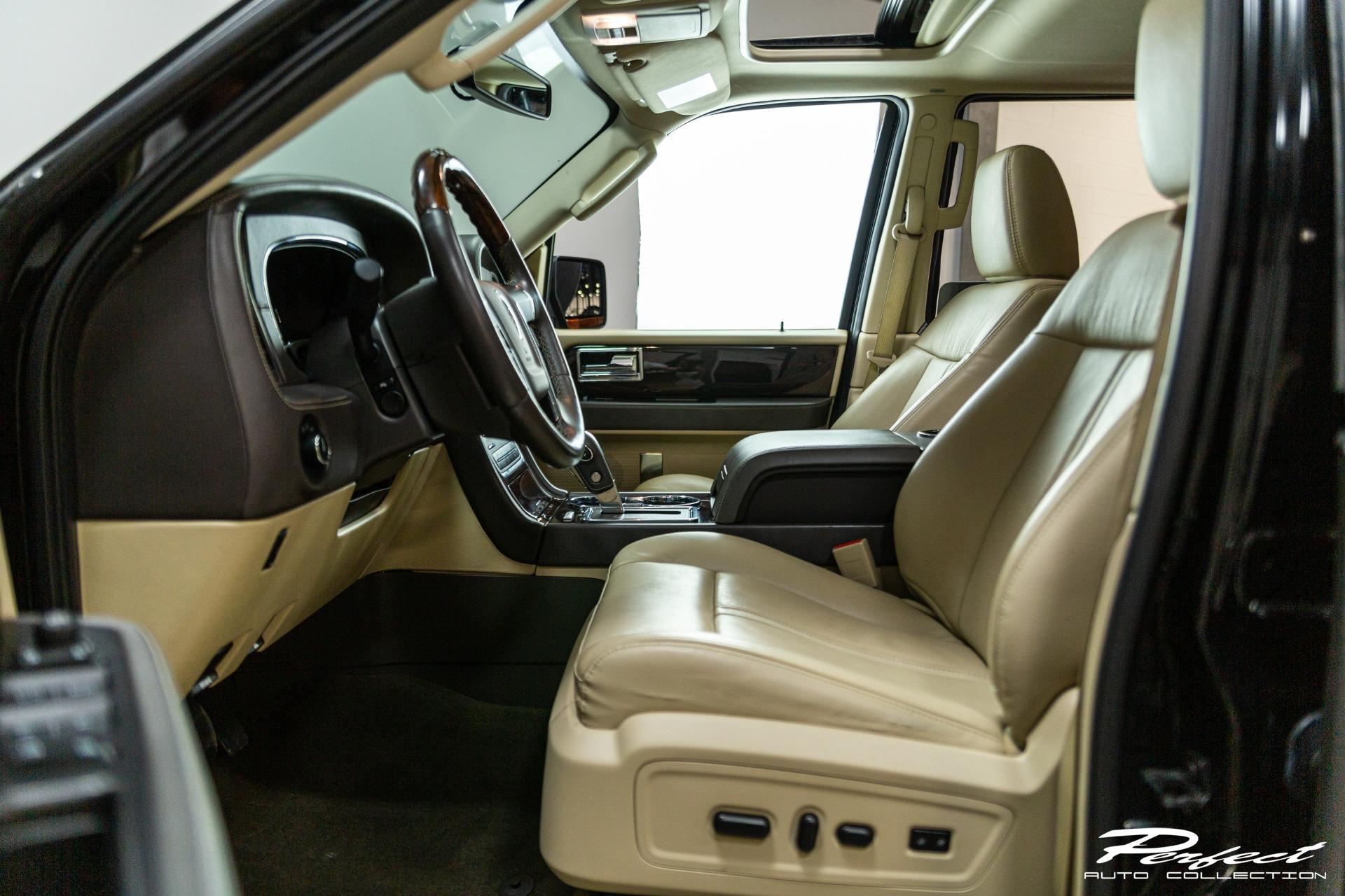Used 2017 Lincoln Navigator L Reserve