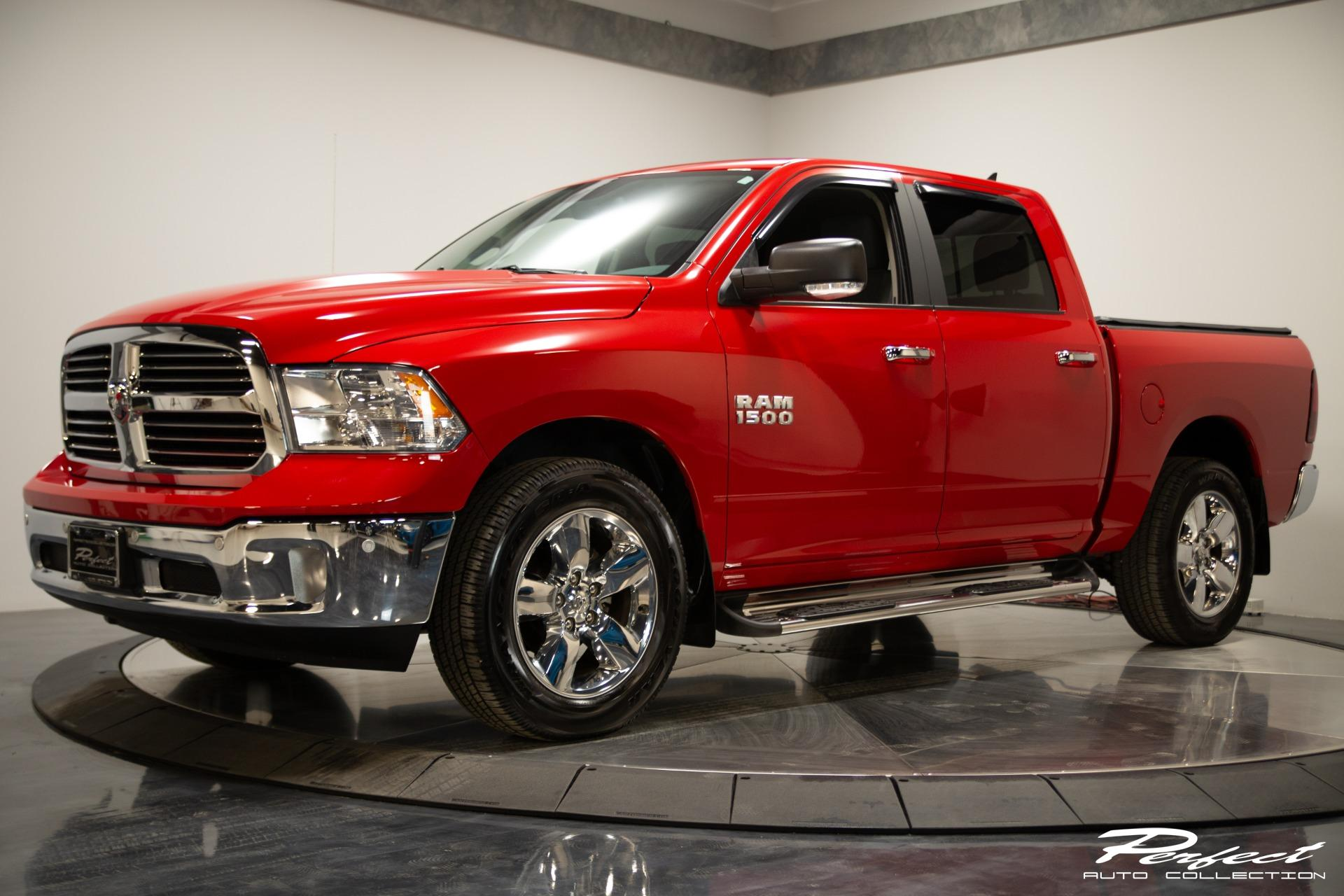 Used 2017 Ram Ram Pickup 1500 Big Horn
