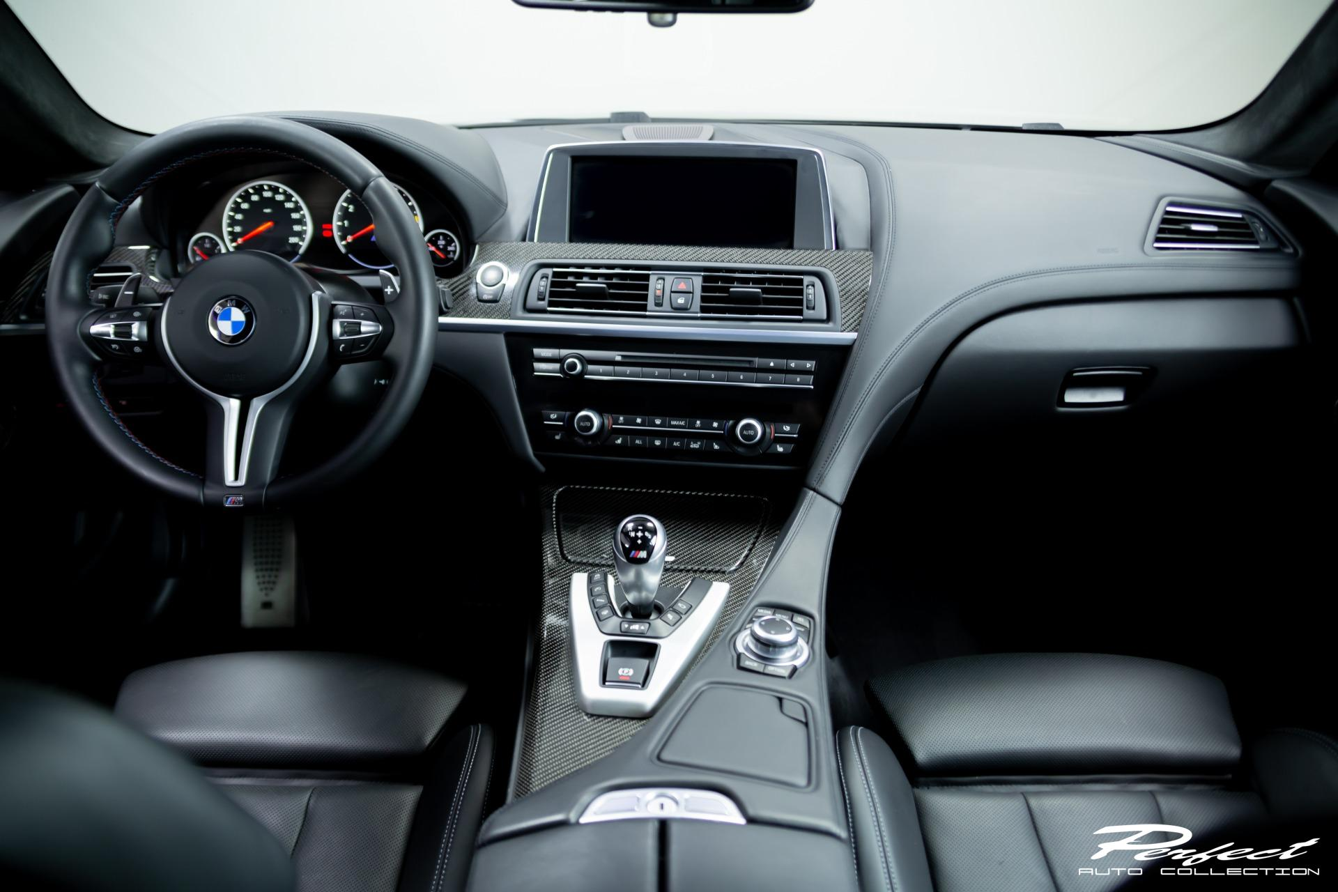 Used 2014 BMW M6