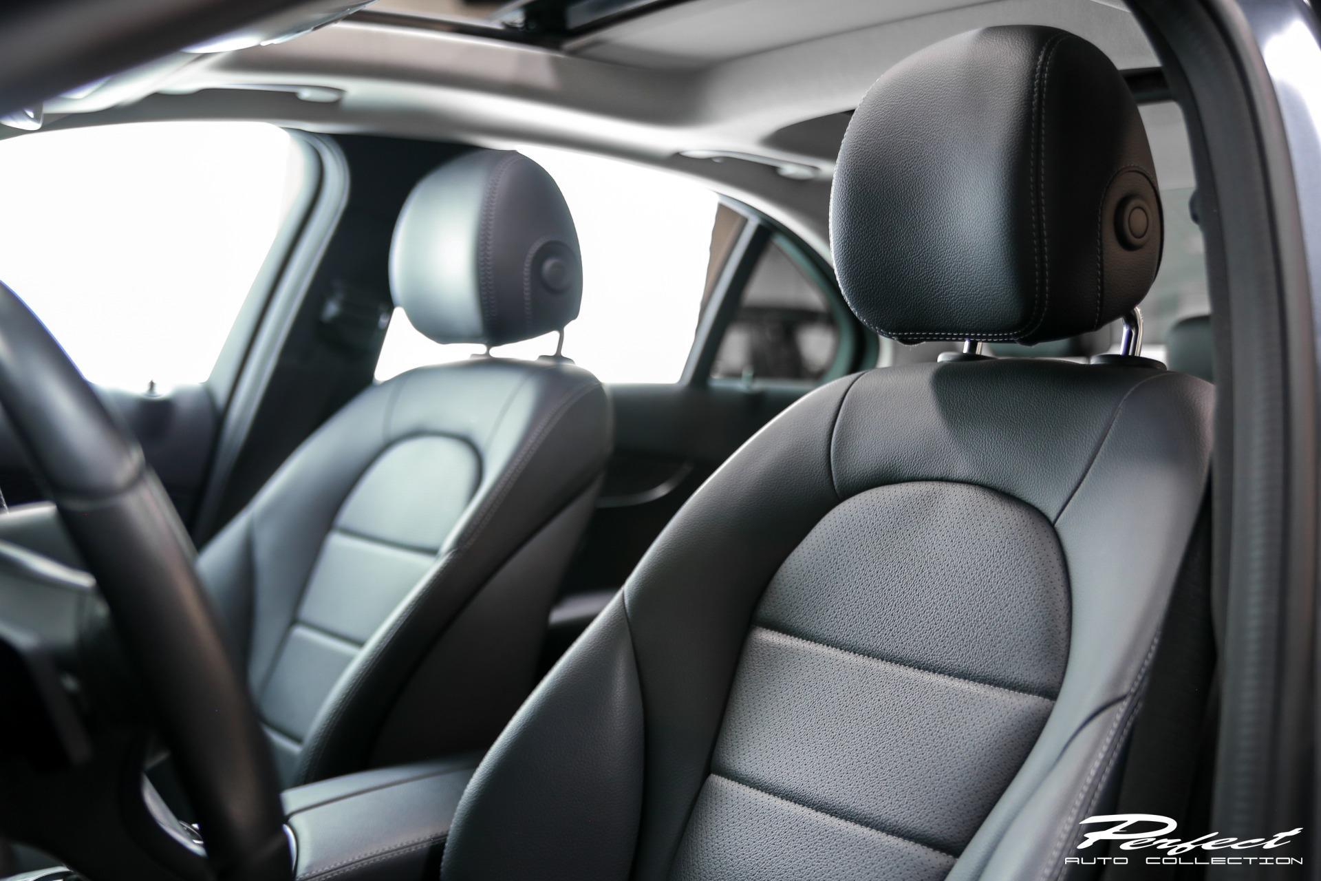 Used 2016 Mercedes Benz C Class C 300 Luxury 4MATIC