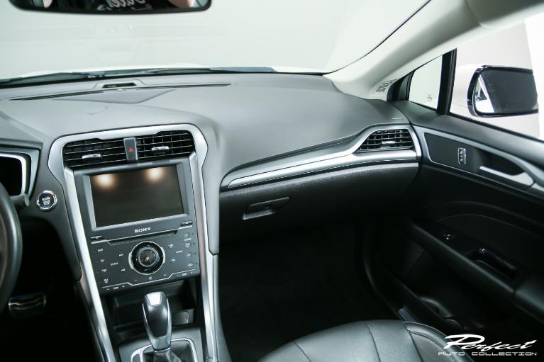Used 2013 Ford Fusion Titanium