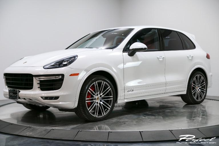 Used 2016 Porsche Cayenne GTS