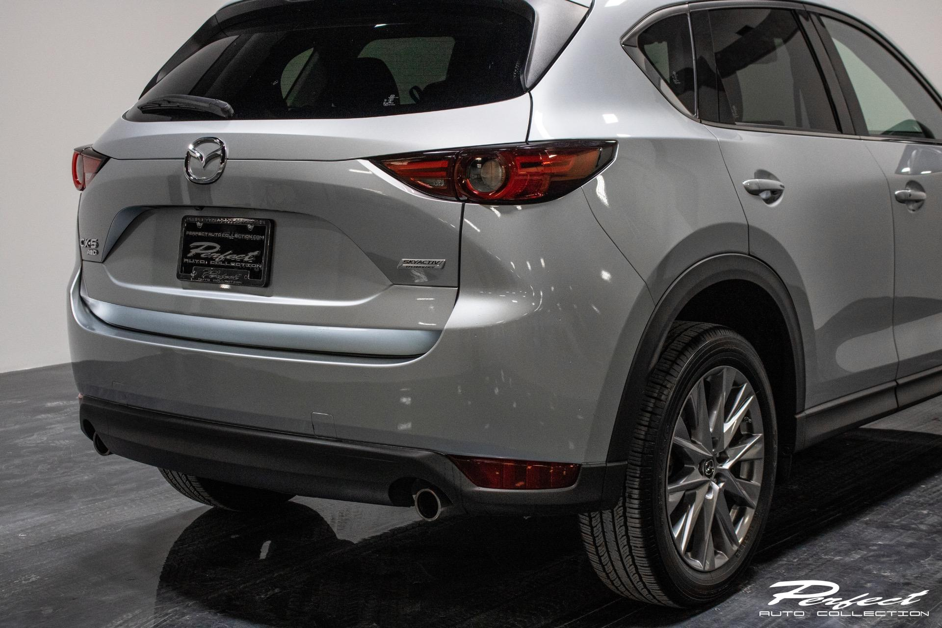 Used 2019 MAZDA CX 5 Grand Touring Sport Utility 4D