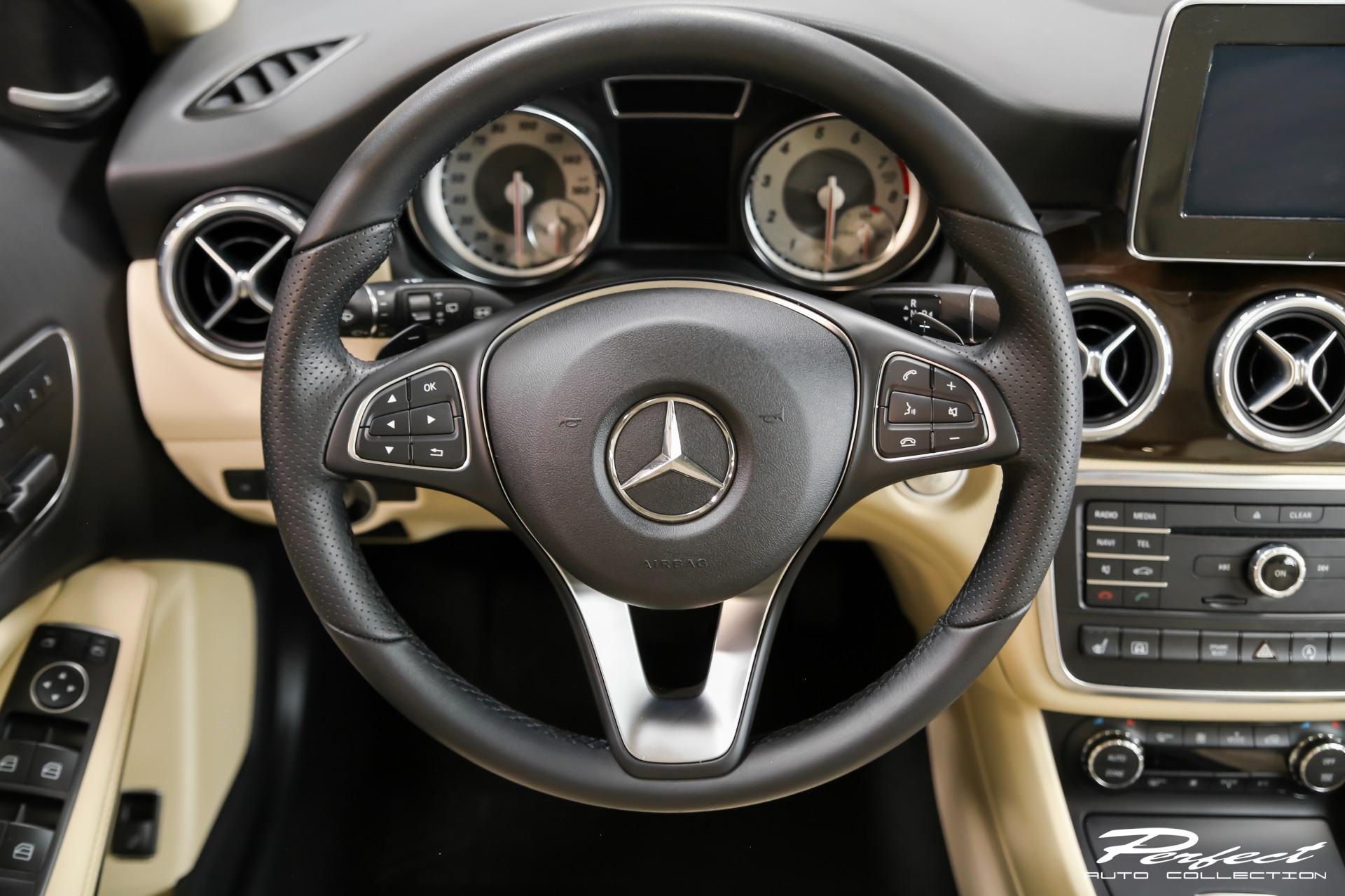 Used 2016 Mercedes Benz GLA GLA 250 4MATIC