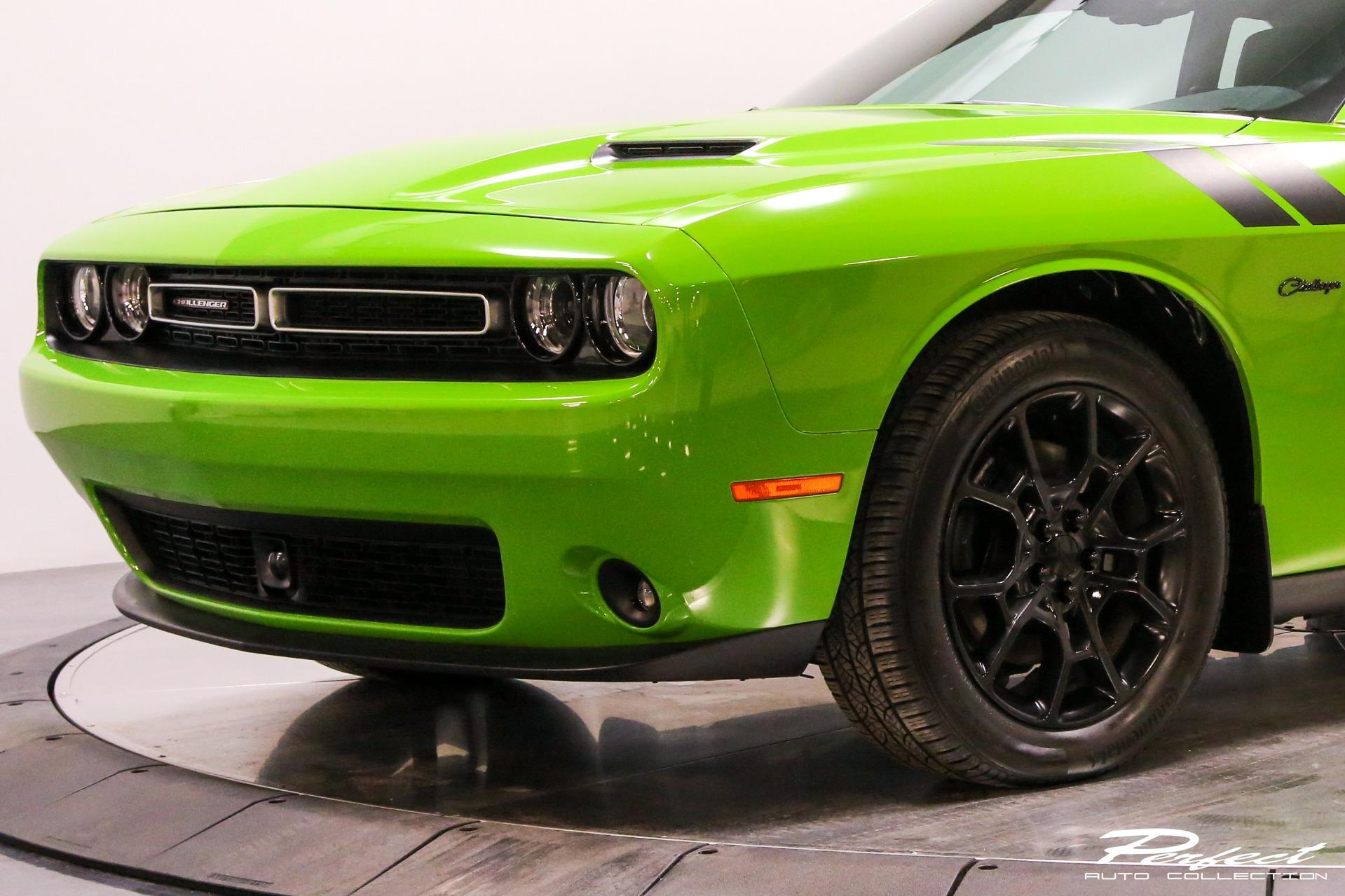 Used 2017 Dodge Challenger GT