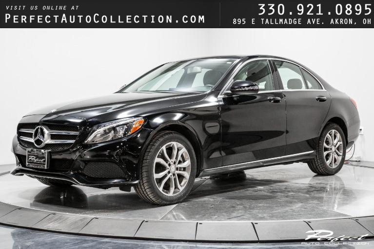 Used 2016 Mercedes-Benz C-Class C 300 4MATIC for sale $21,293 at Perfect Auto Collection in Akron OH 44310 1