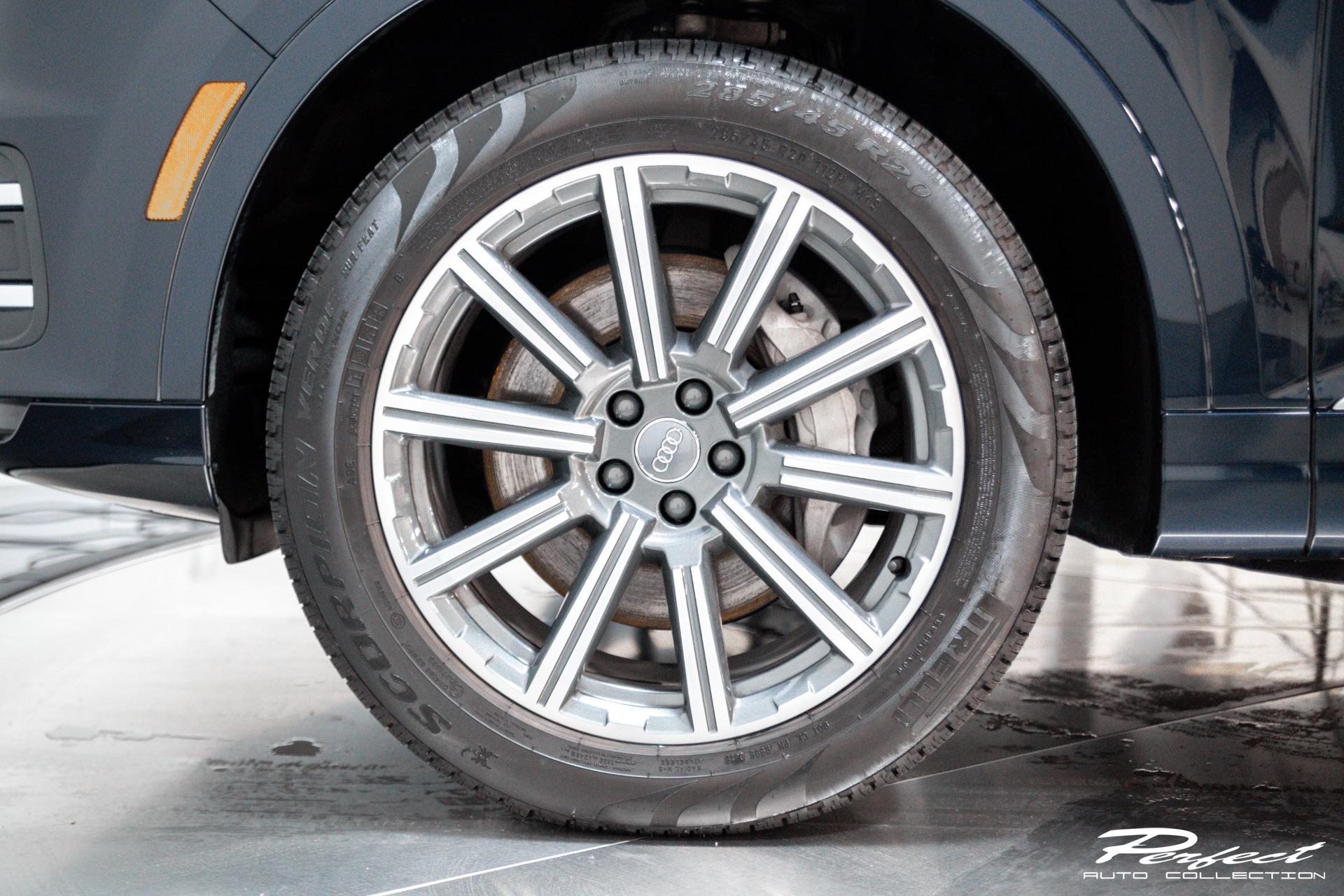 Used 2017 Audi Q7 20T quattro Premium Plus