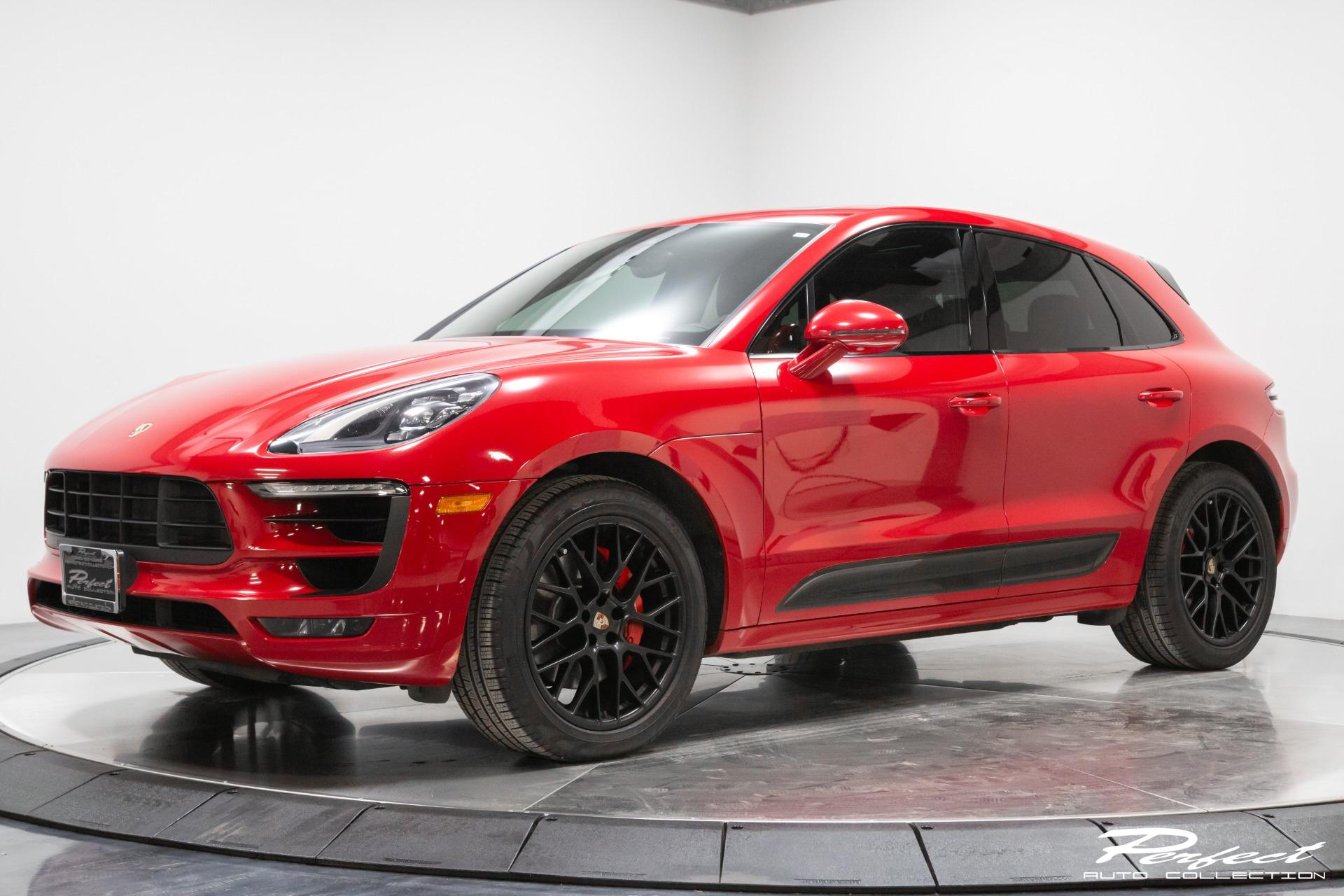 Used 2017 Porsche Macan GTS for sale Sold at Perfect Auto Collection in Akron OH 44310 1