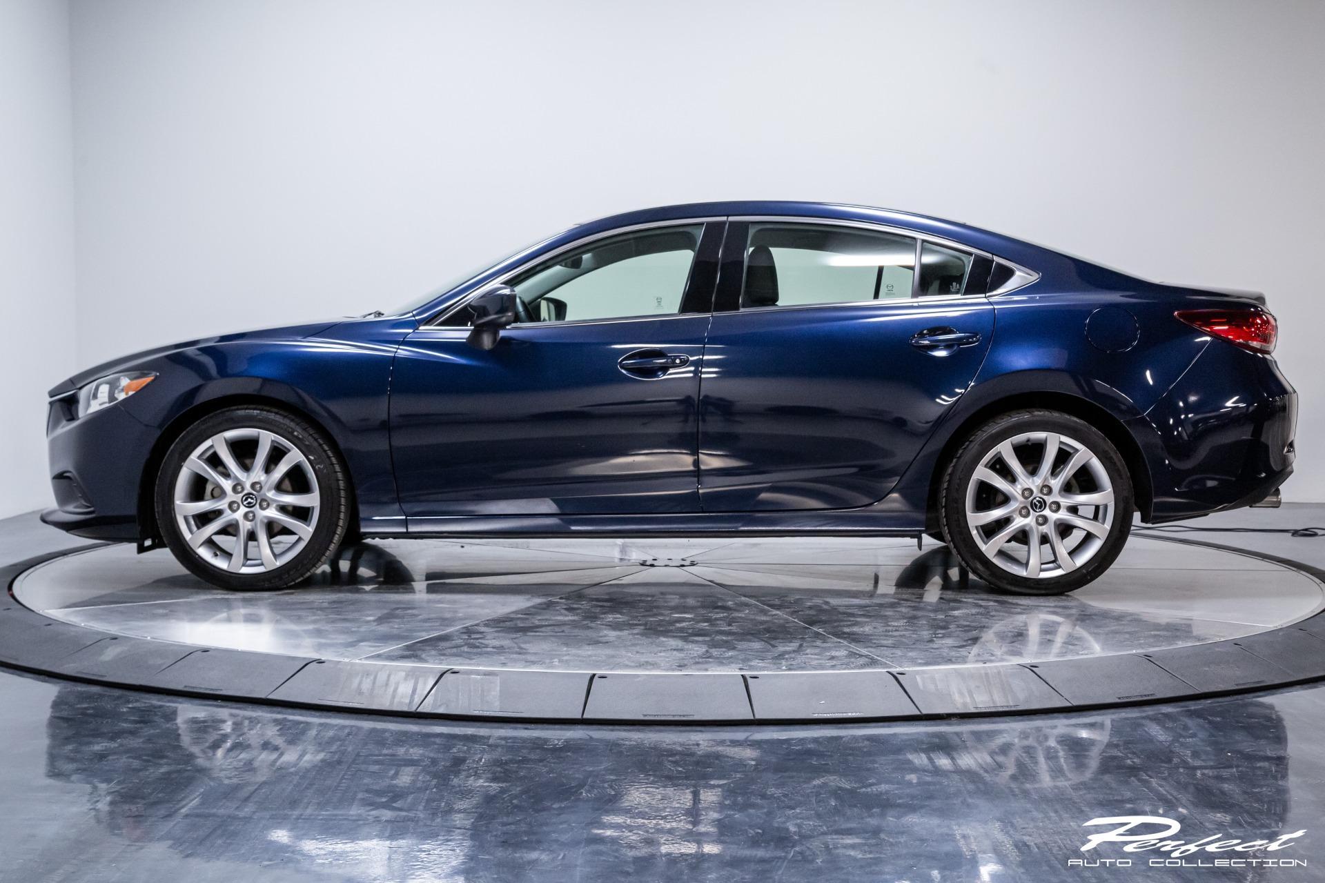 Used 2017 Mazda Mazda6 Touring