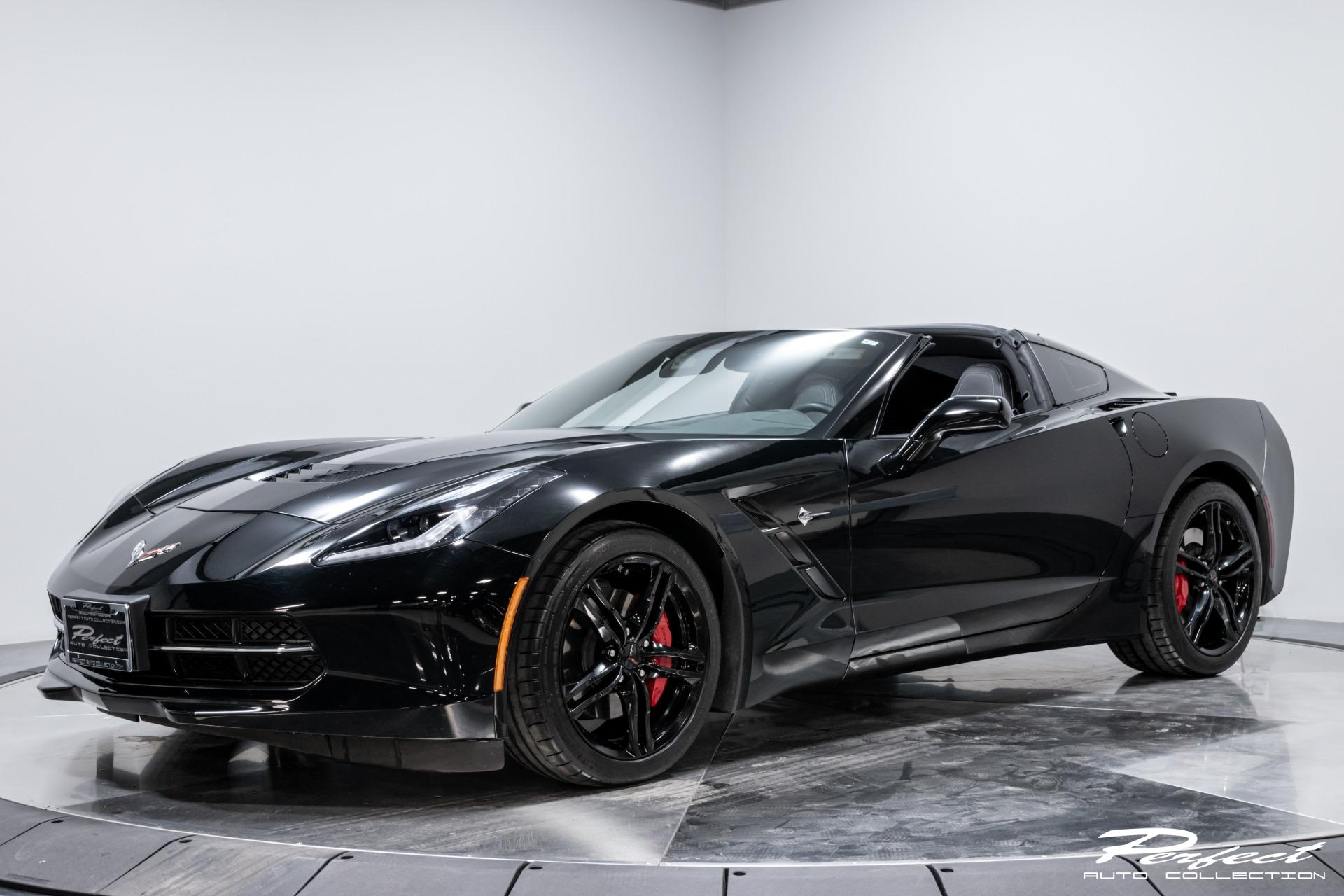 Used 2016 Chevrolet Corvette Stingray for sale Sold at Perfect Auto Collection in Akron OH 44310 1