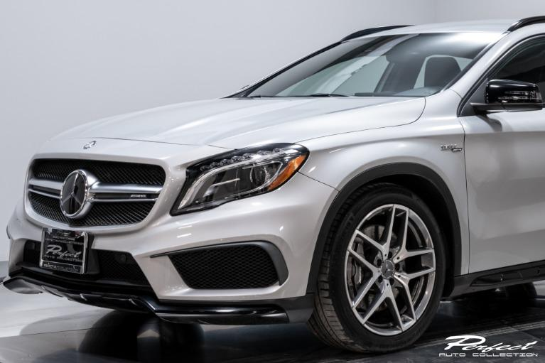 Used 2015 Mercedes Benz GLA GLA 45 AMG