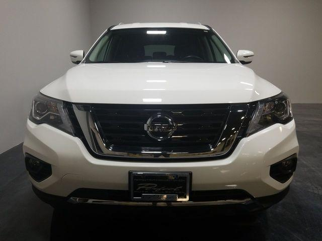 Used 2019 Nissan Pathfinder SV Sport Utility 4D for sale Sold at Perfect Auto Collection in Akron OH 44310 3