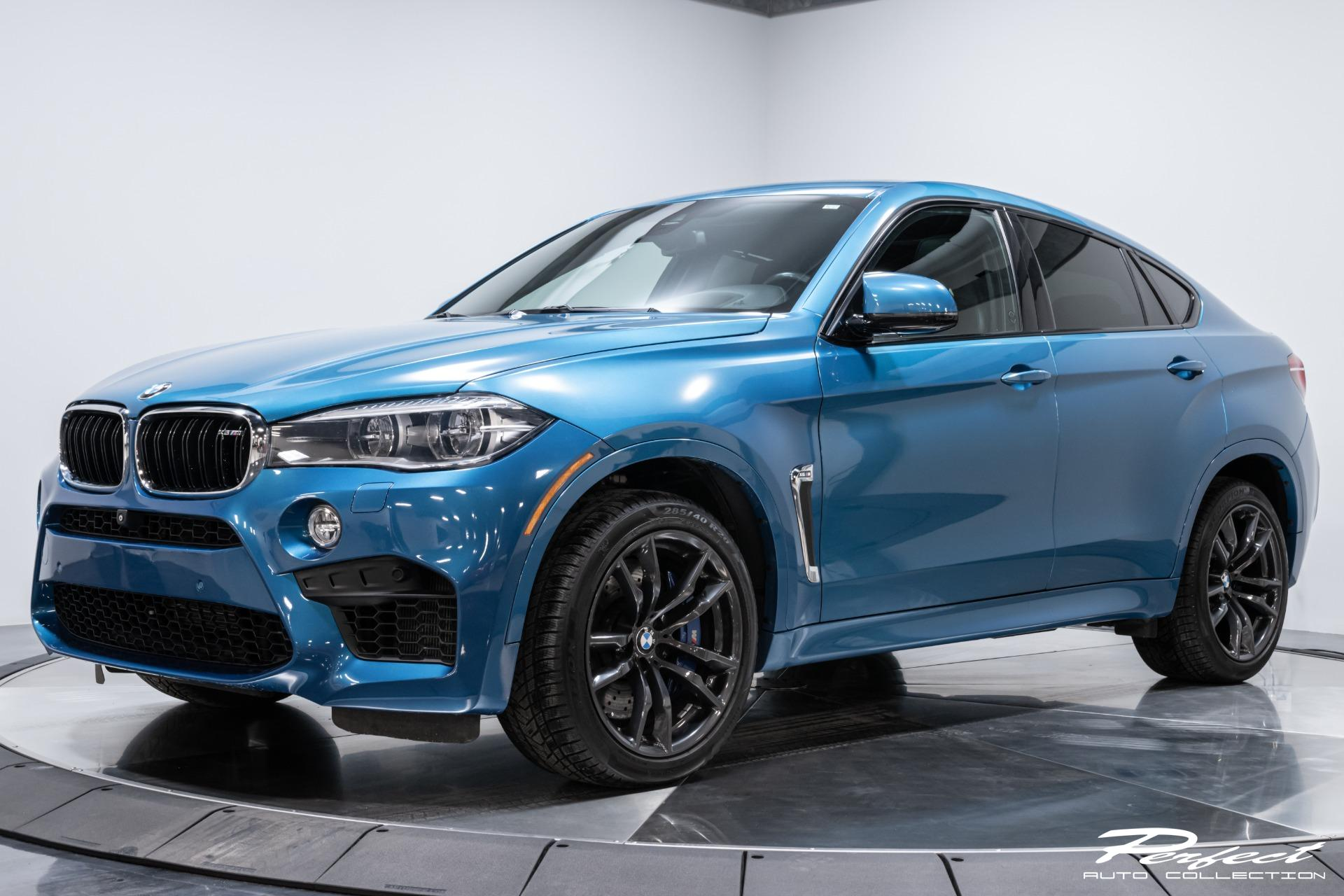 Used 2015 BMW X6 M for sale Sold at Perfect Auto Collection in Akron OH 44310 1