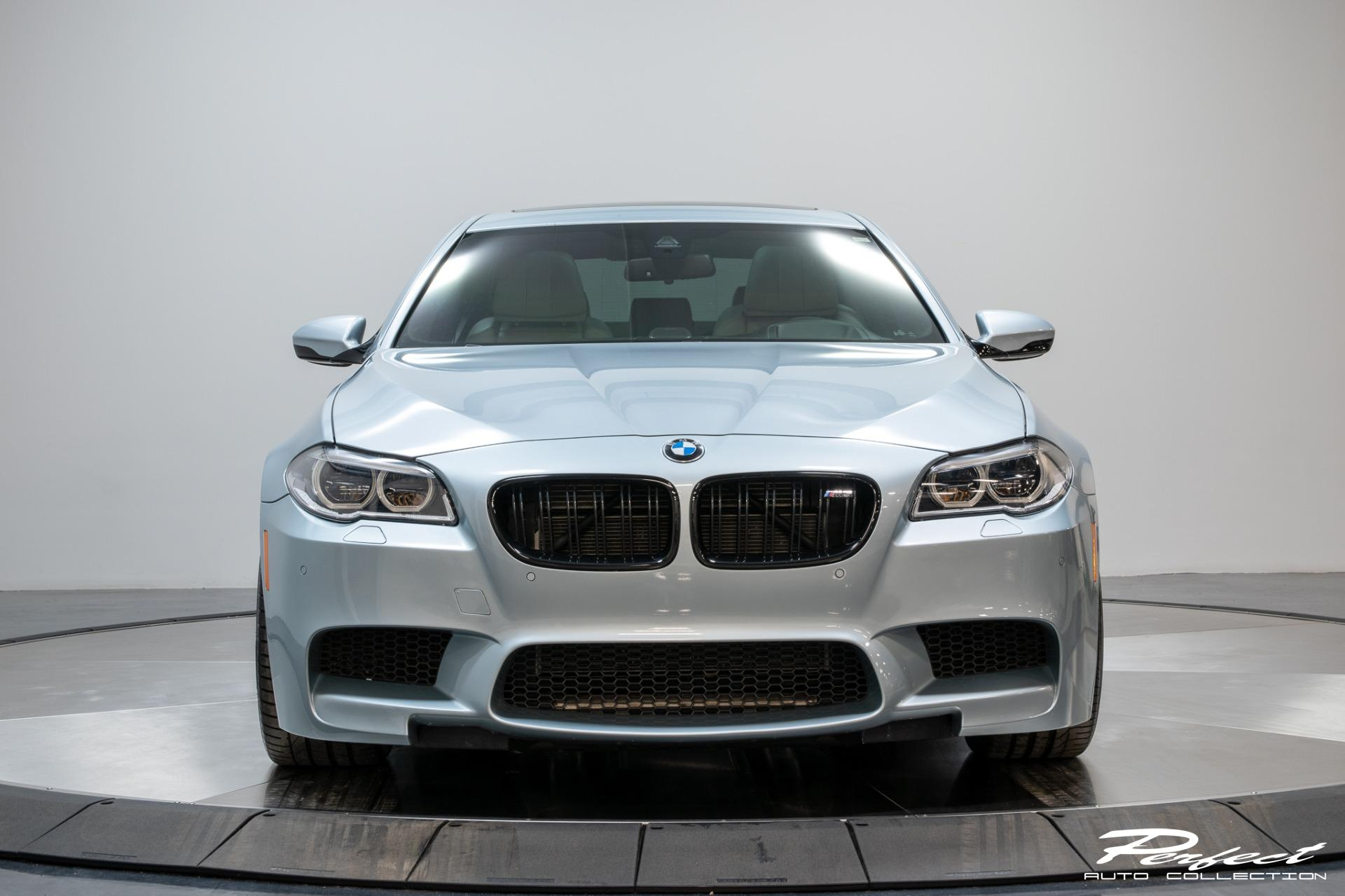 Used 2016 BMW M5