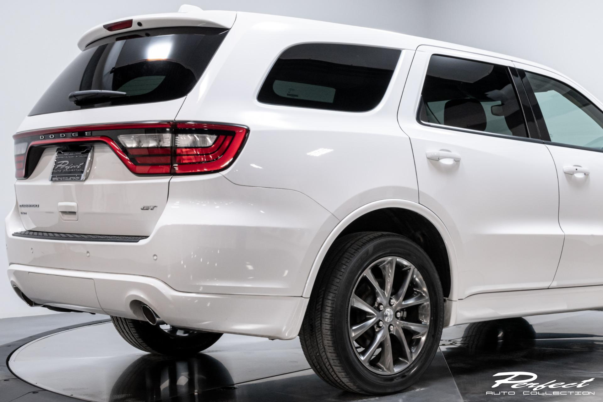 Used 2017 Dodge Durango GT