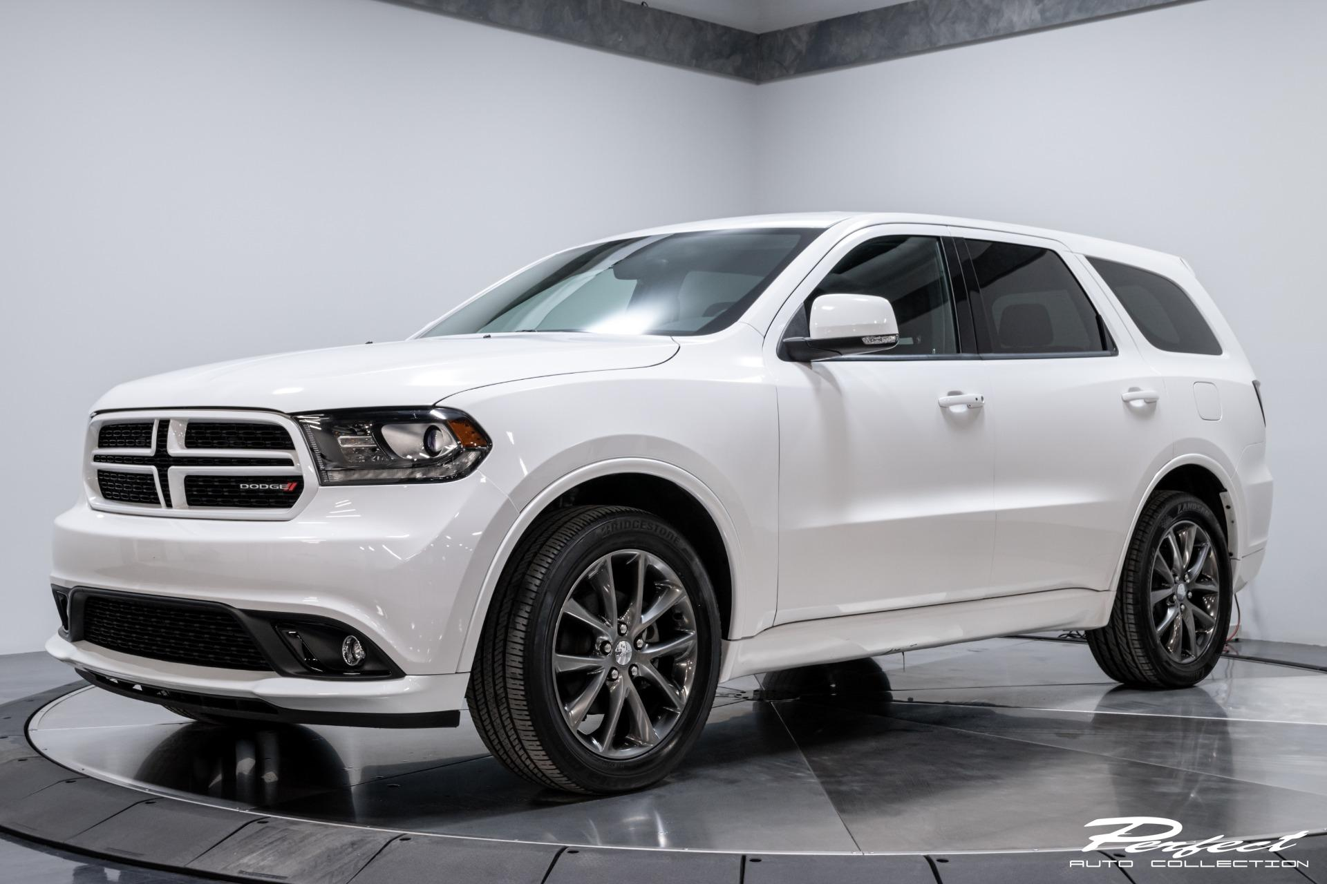 Used 2017 Dodge Durango GT for sale Sold at Perfect Auto Collection in Akron OH 44310 1