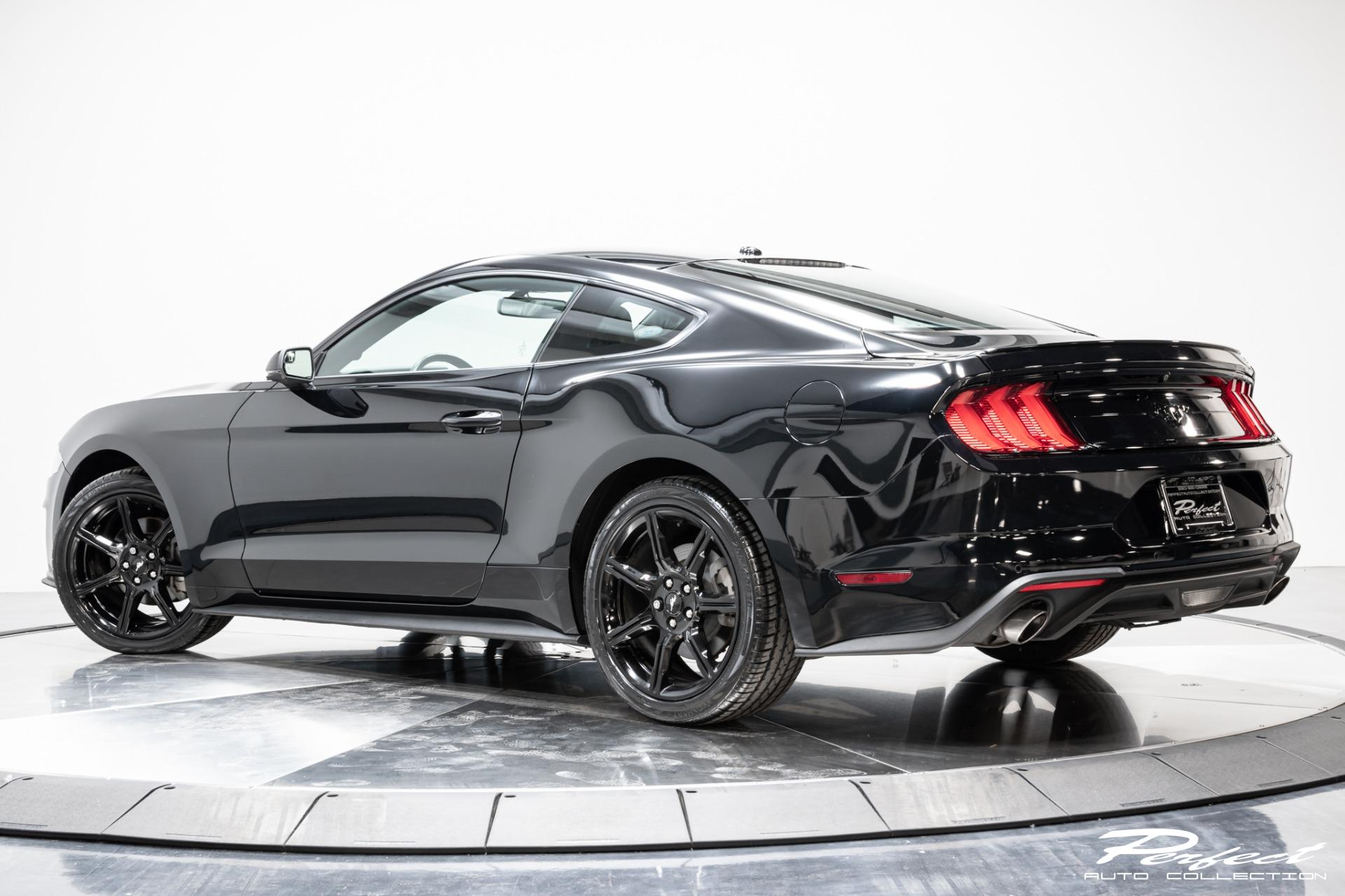 Used 2018 Ford Mustang EcoBoost Premium