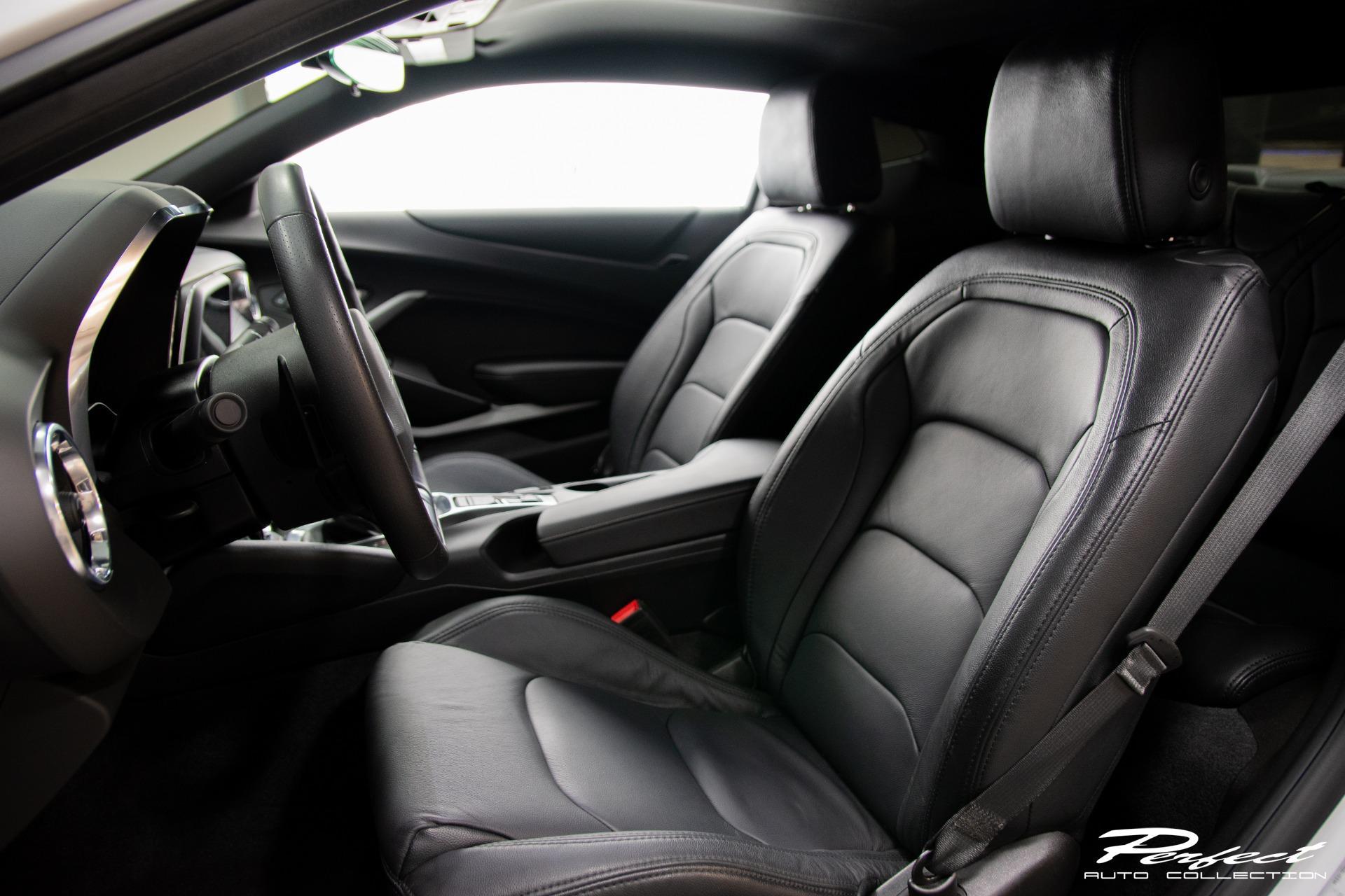 Used 2018 Chevrolet Camaro SS
