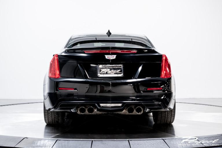 Used 2016 Cadillac ATS V