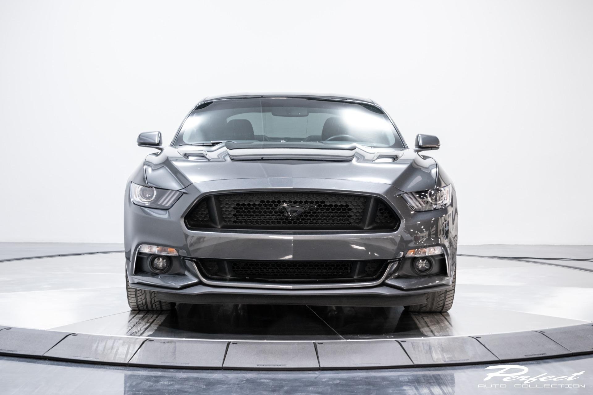 Used 2017 Ford Mustang GT Premium