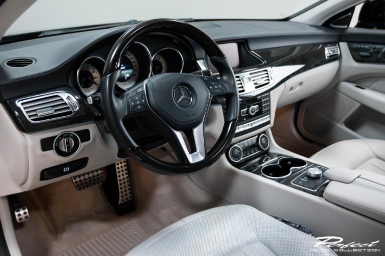 Used 2014 Mercedes Benz CLS CLS 550 4MATIC