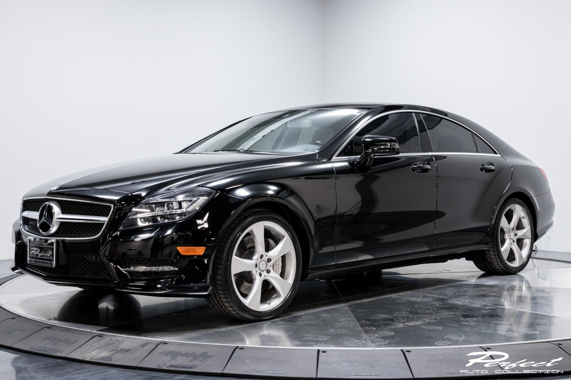 Used 2014 Mercedes-Benz CLS CLS 550 4MATIC for sale $27,993 at Perfect Auto Collection in Akron OH 44310 1