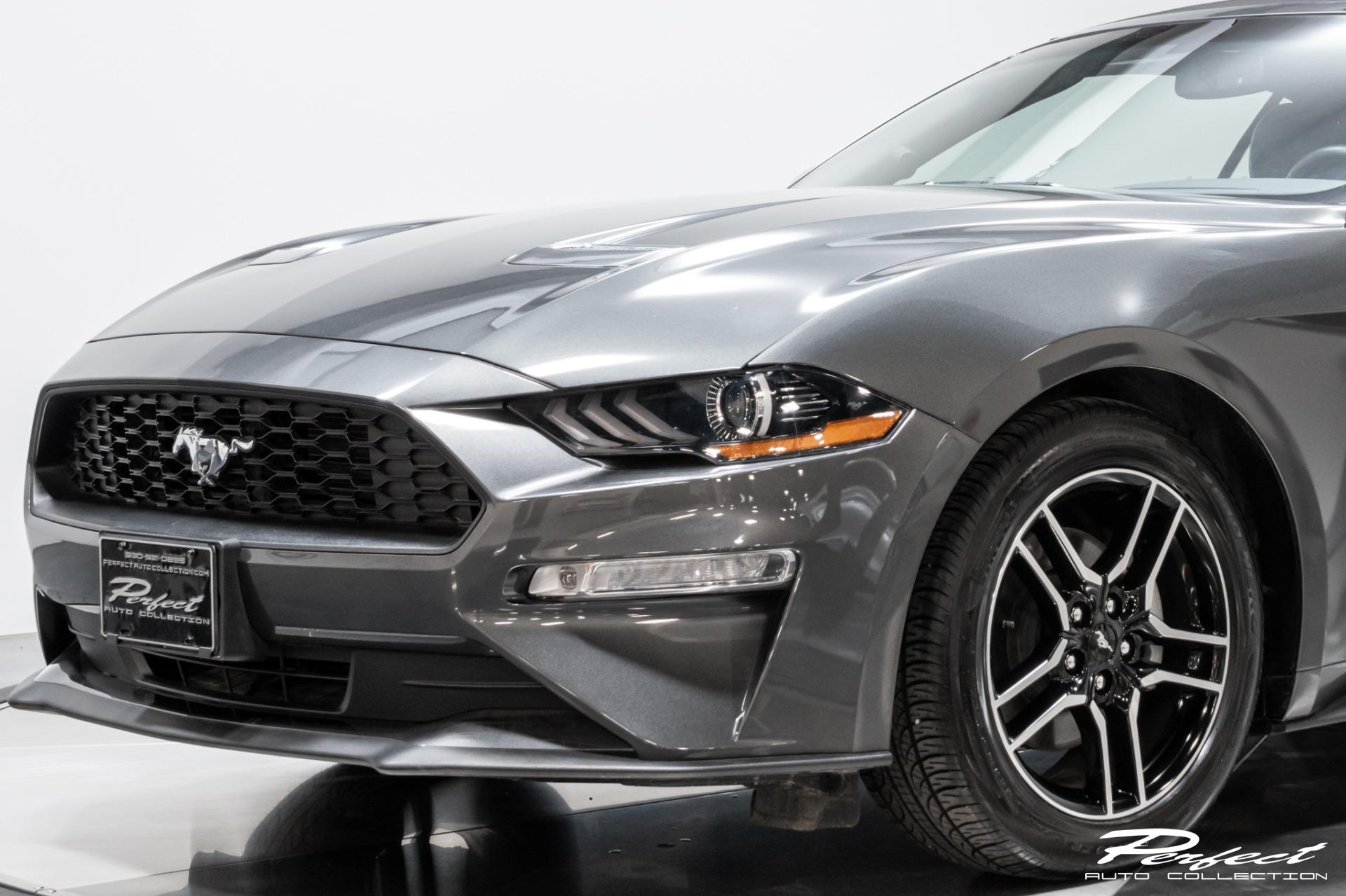 Used 2020 Ford Mustang EcoBoost Premium for sale $27,993 at Perfect Auto Collection in Akron OH 44310 2