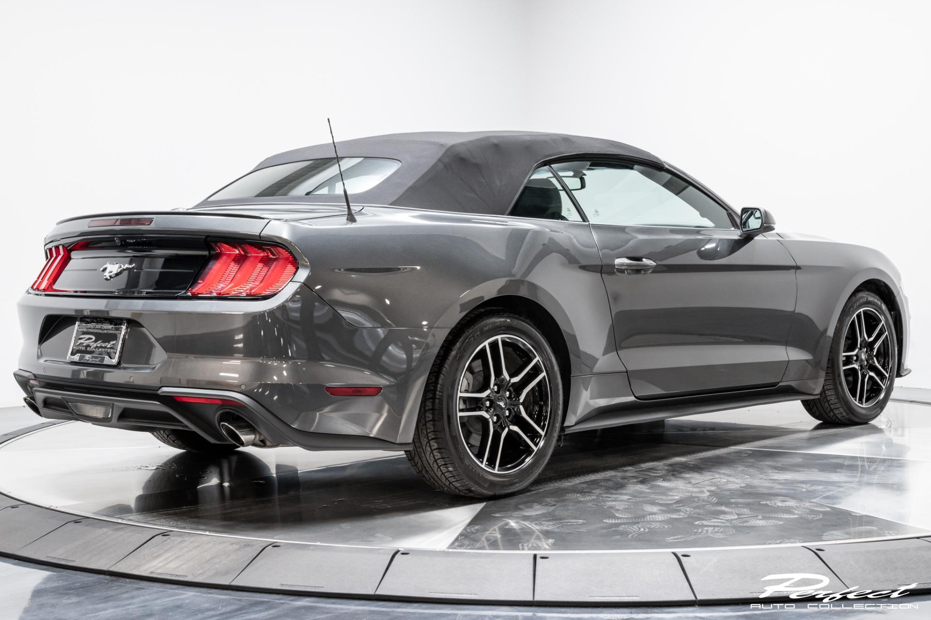 Used 2020 Ford Mustang EcoBoost Premium for sale $27,993 at Perfect Auto Collection in Akron OH 44310 3
