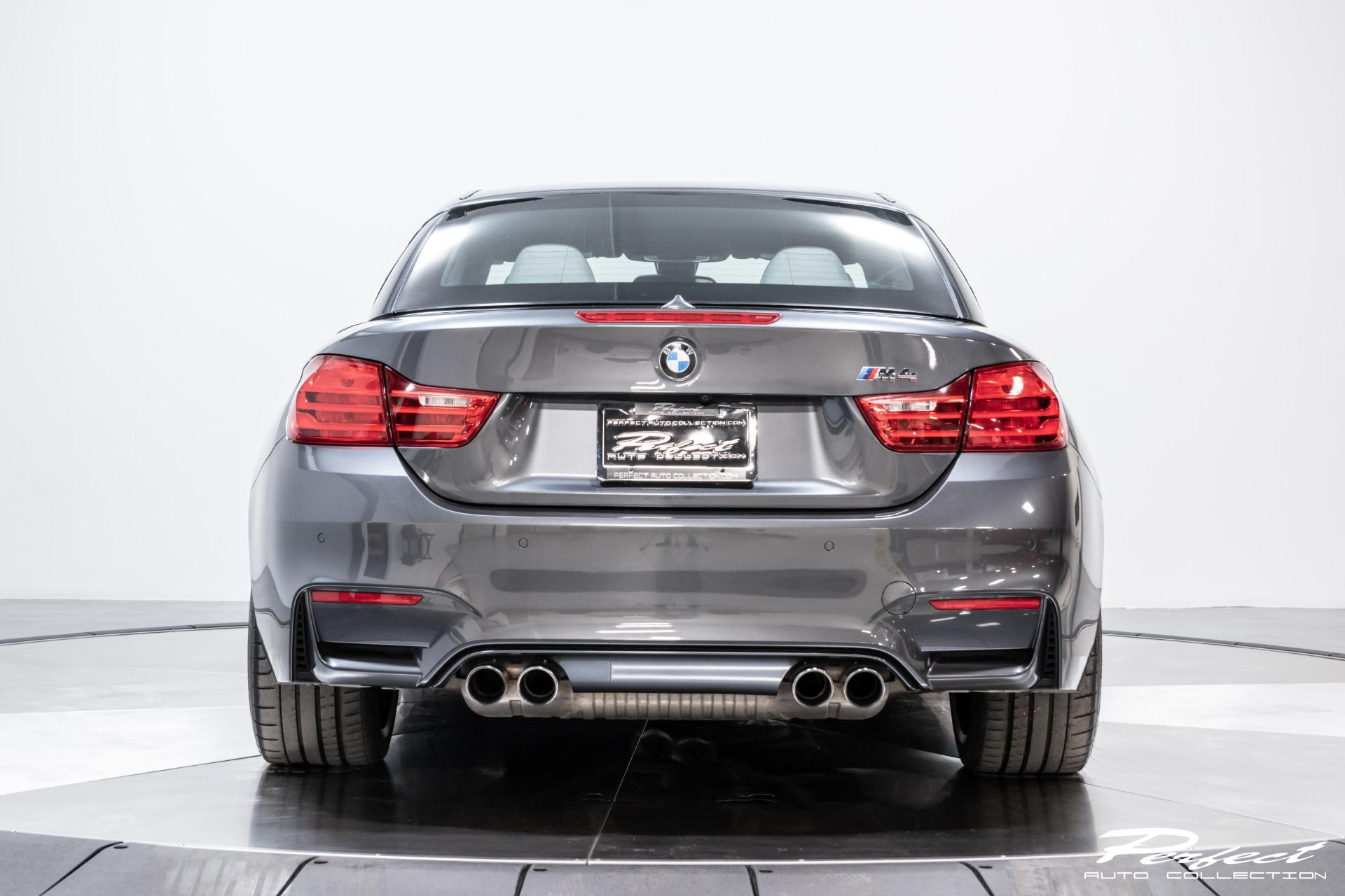 Used 2015 BMW M4 Convertible