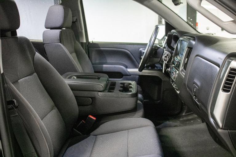 Used 2019 Chevrolet Silverado 1500 LD Double Cab Z71 LT Pickup 4D 6 12 ft