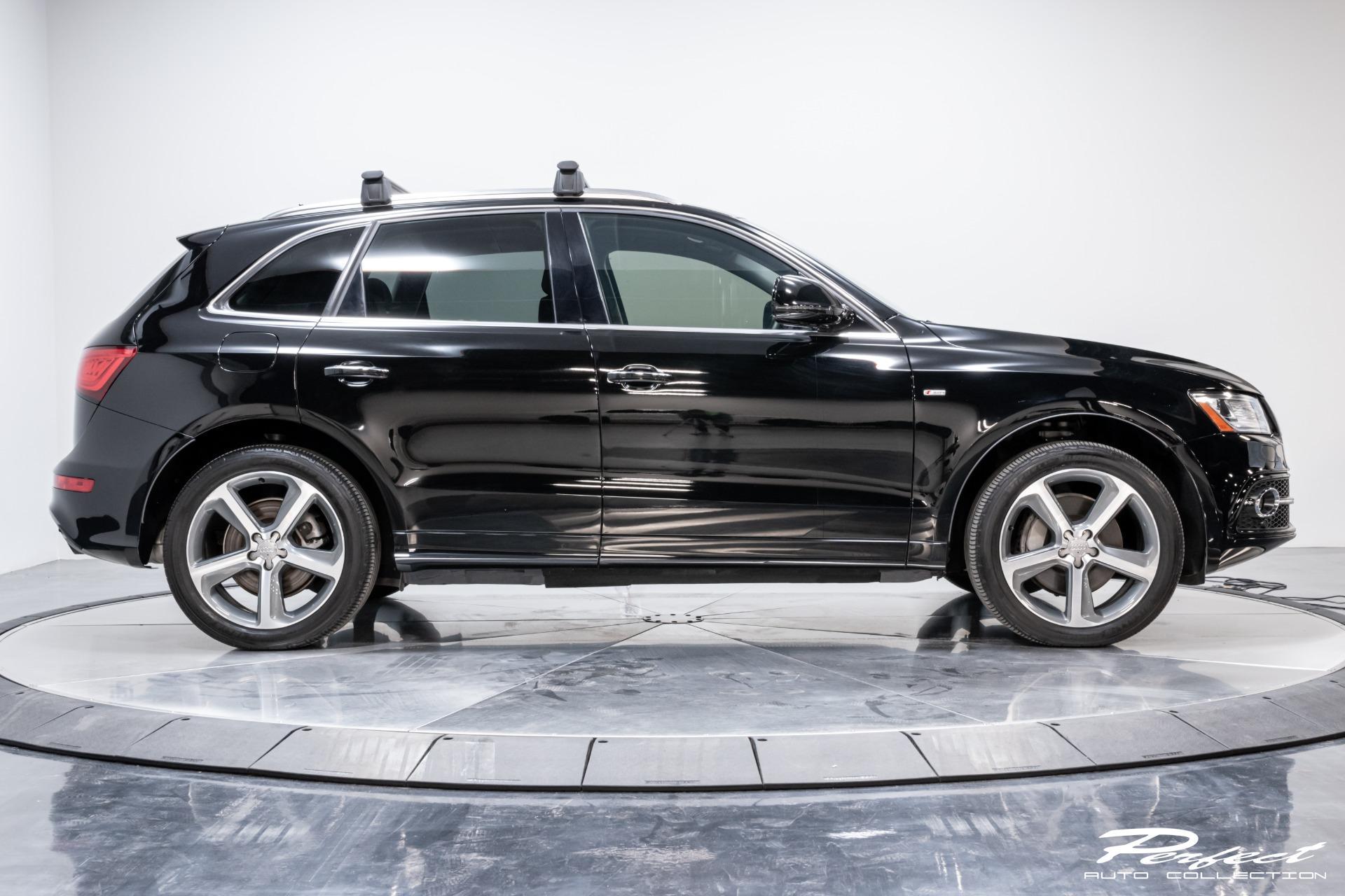 Used 2017 Audi Q5 3.0T quattro Premium Plus For Sale ...