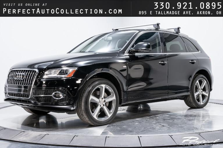 Used 2017 Audi Q5 3.0T quattro Premium Plus for sale $23,793 at Perfect Auto Collection in Akron OH 44310 1