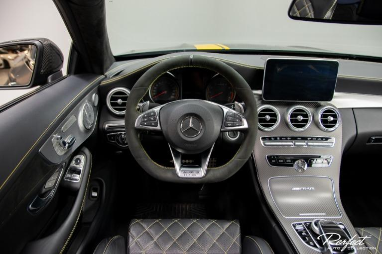 Used 2017 Mercedes Benz C Class AMG C 63 S Edition 1