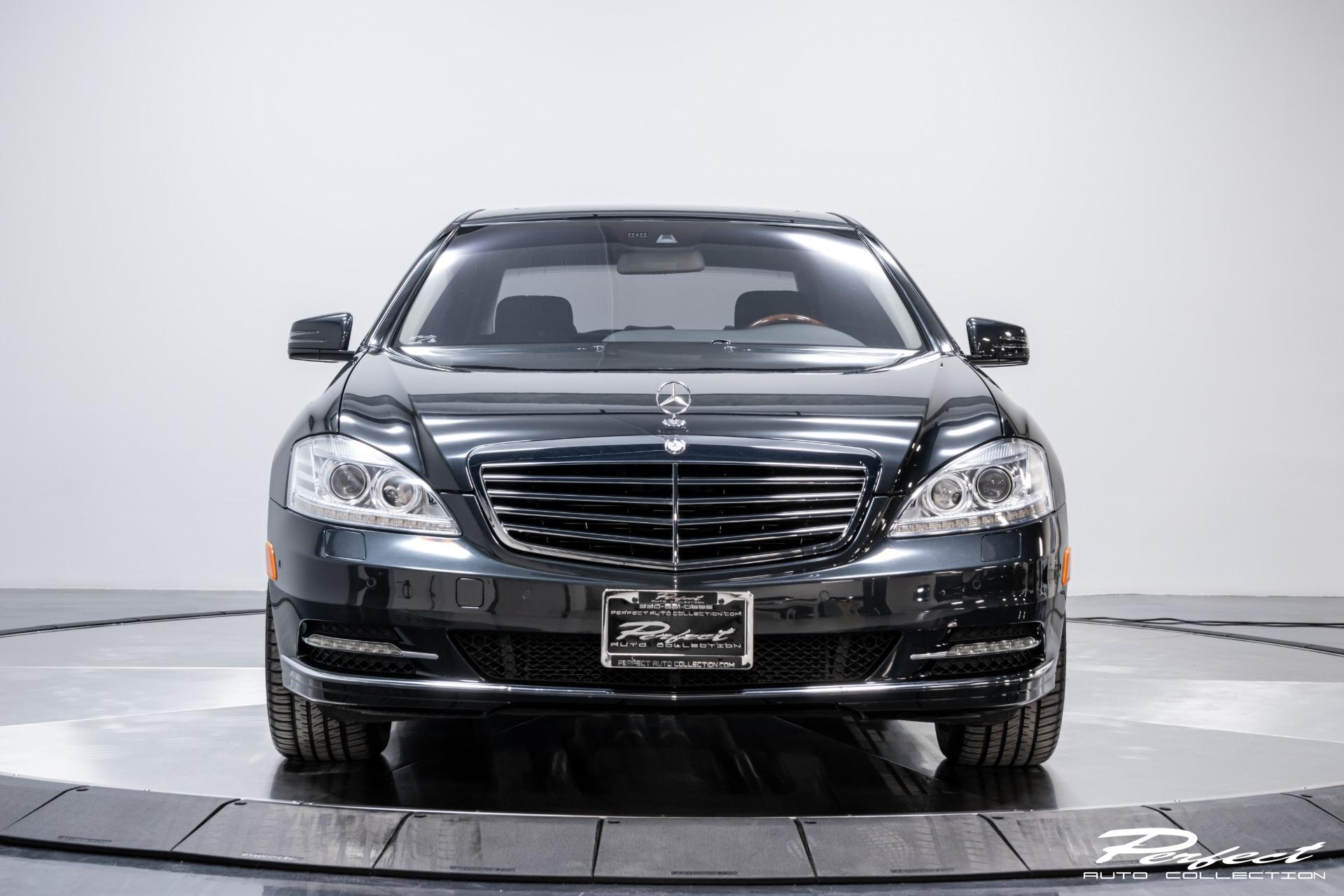 Used 2011 Mercedes Benz S Class S 550 4MATIC