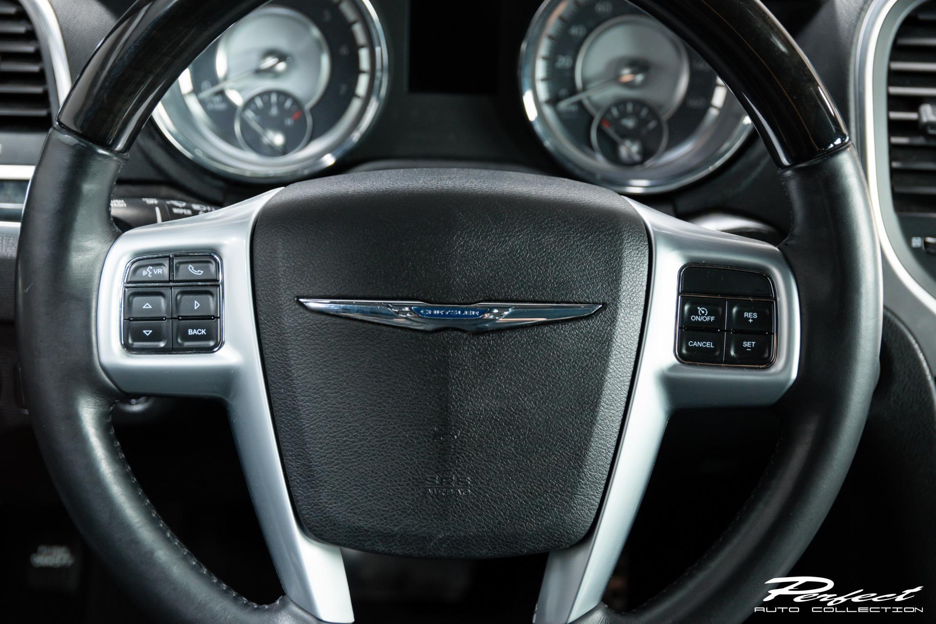 Used 2013 Chrysler 300 C