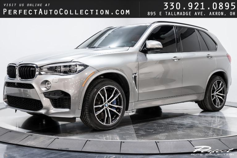 Used 2017 BMW X5 M for sale $57,793 at Perfect Auto Collection in Akron OH 44310 1