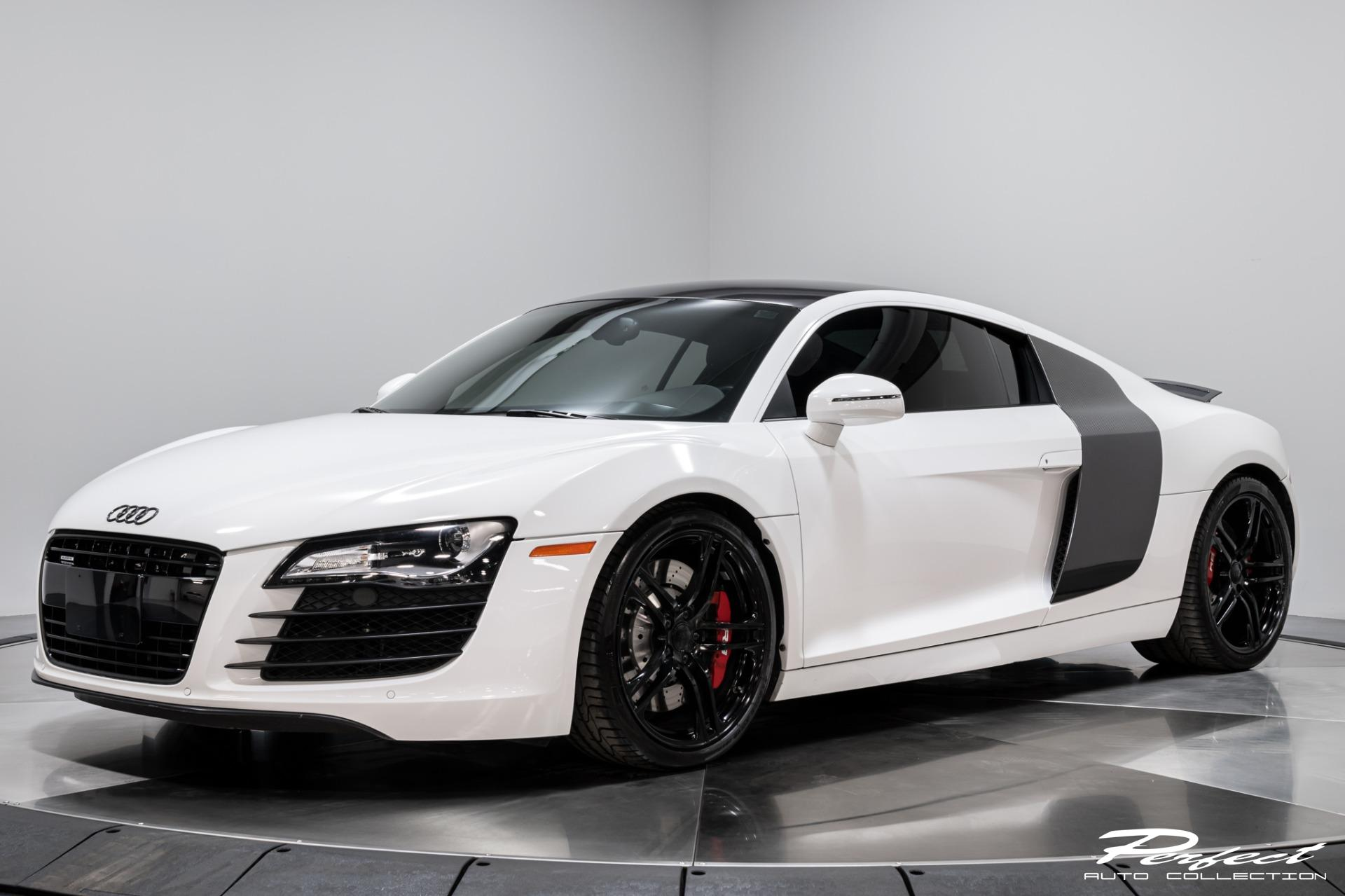 Used 2009 Audi R8 Quattro for sale Sold at Perfect Auto Collection in Akron OH 44310 1