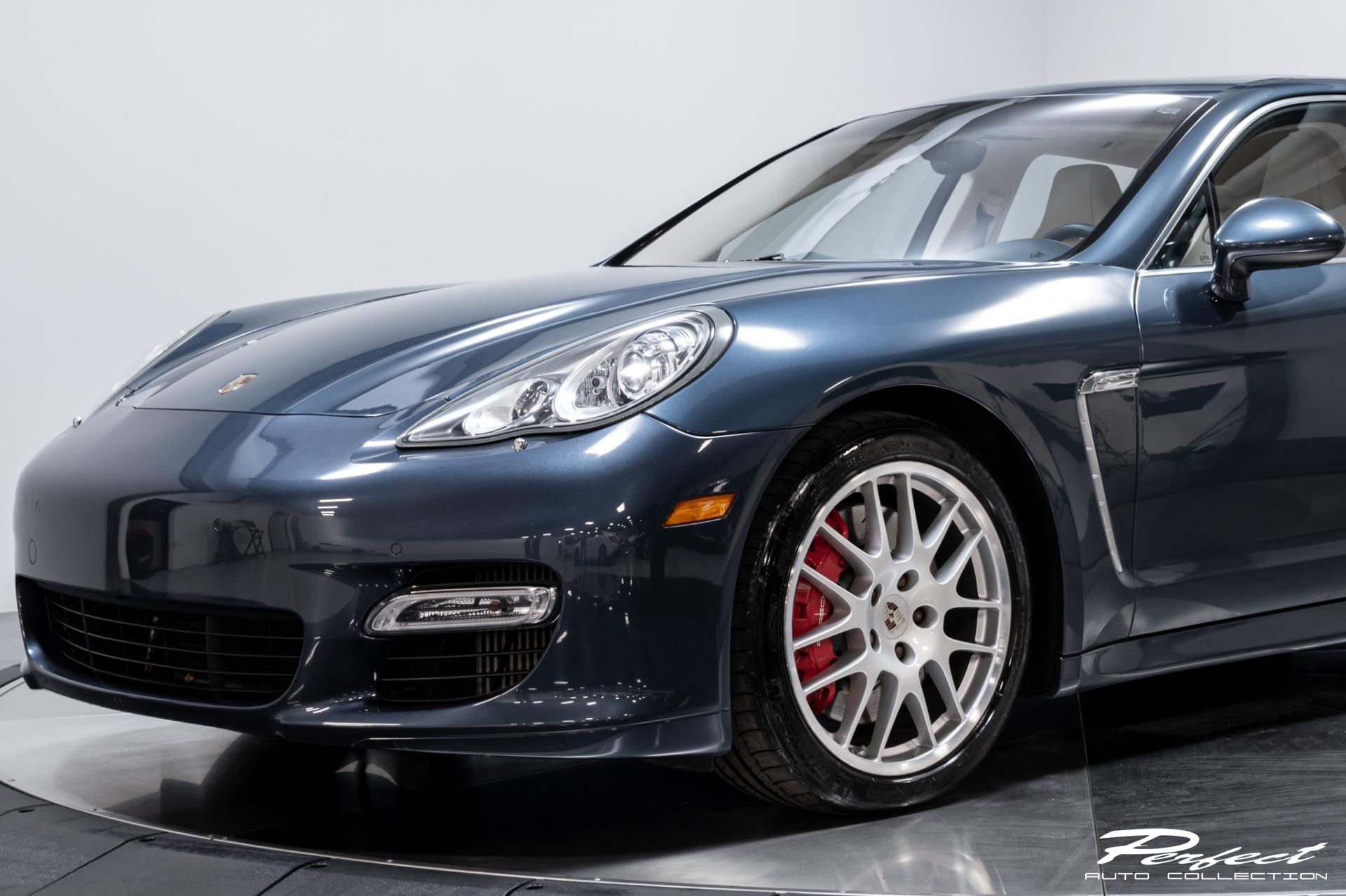 Used 2010 Porsche Panamera Turbo
