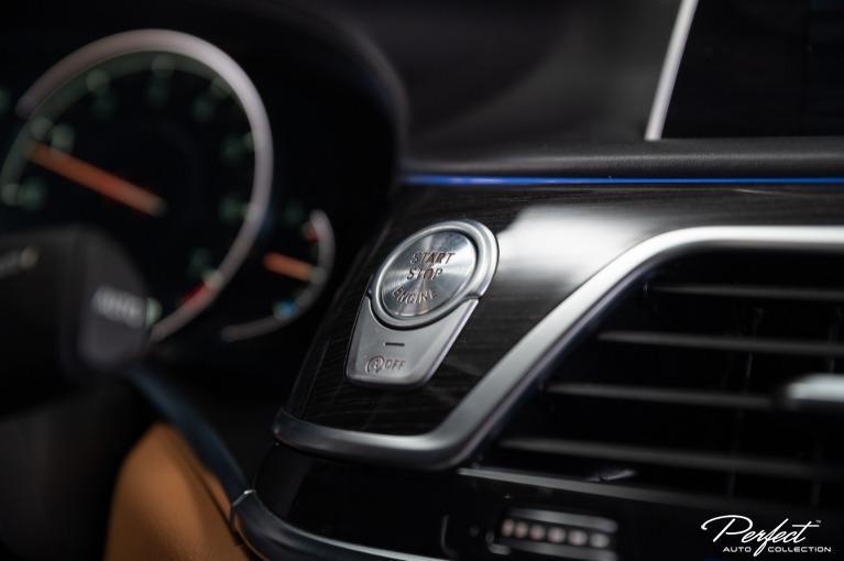 Used 2016 BMW 7 Series 750i xDrive M Sport