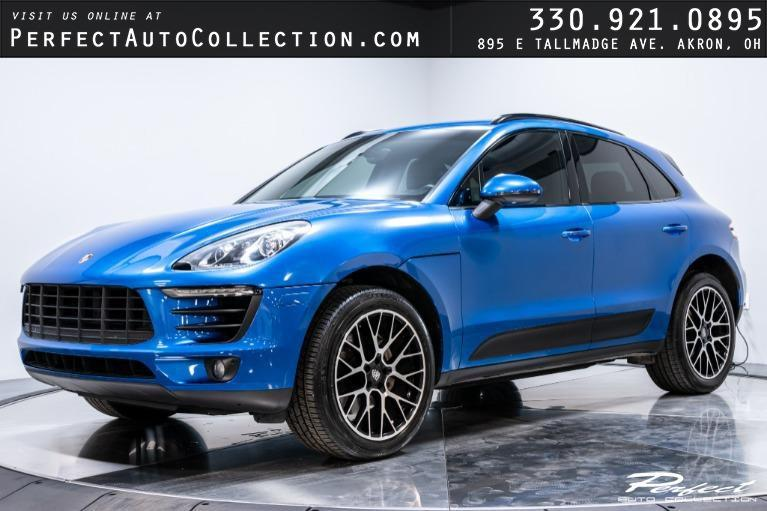 Used 2015 Porsche Macan S for sale $33,793 at Perfect Auto Collection in Akron OH 44310 1