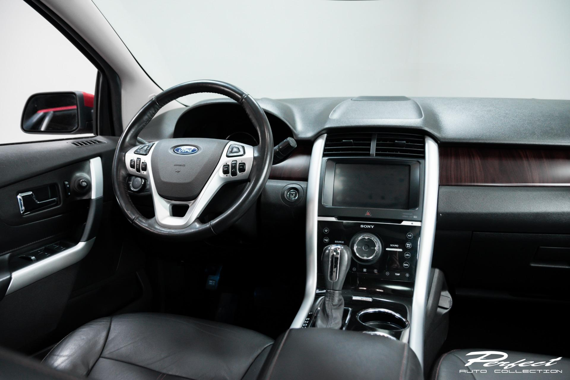 Used 2012 Ford Edge Limited