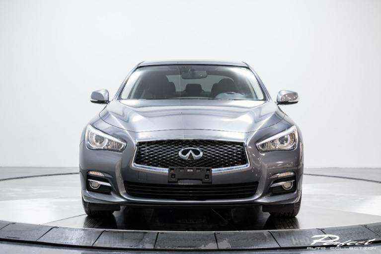 Used 2017 INFINITI Q50 30T Premium